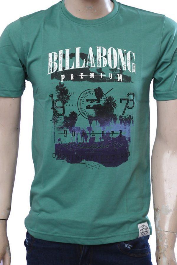 061b8cc8d99526 Smalt Blue Color T-shirt - LeLe Yar