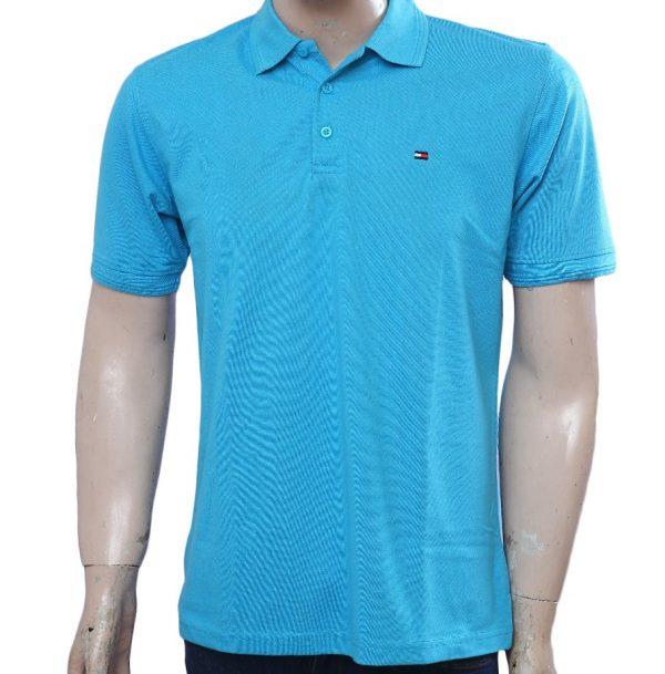 325e9a3f Picton Blue T-shirt (R-04) - LeLe Yar